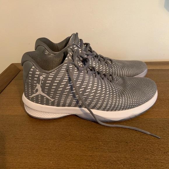 new style 87247 db0fe Jordan Other - Air Jordan B Fly Gray Sneakers
